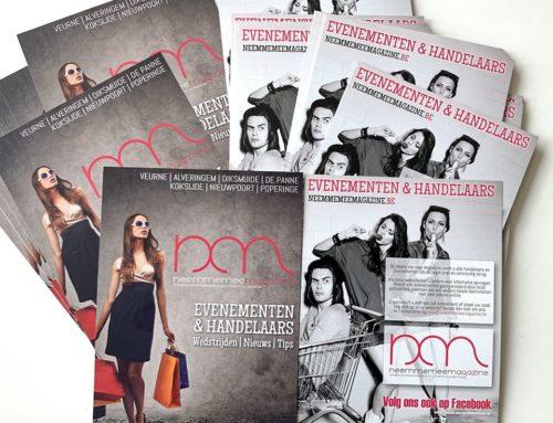 A5 Flyer Neem me mee Magazine