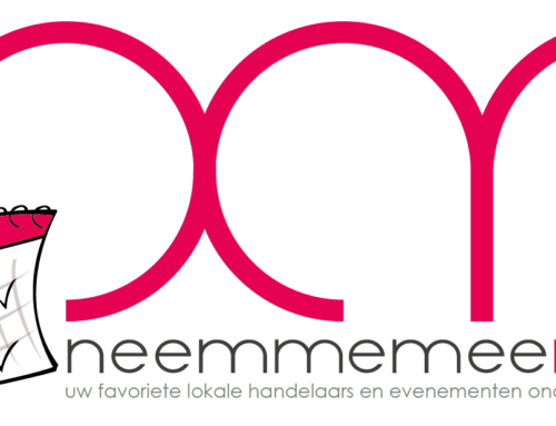 Logo Neem me Mee Magazine