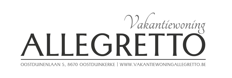 Logo Vakantiewoning Allegretto Oostduinkerke