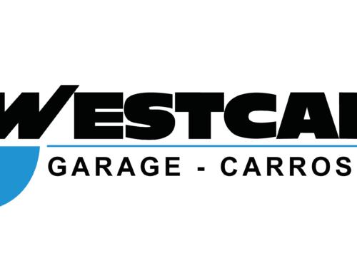 Remake Logo Garage Westcars Veurne