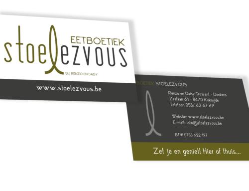Visitekaartje Stoelez-Vous Koksijde