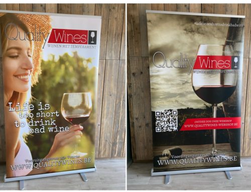 Banners Quality Wines Veurne