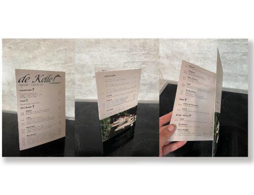 Wijnkaart Restaurant De Kelle